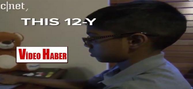 12 yaşındaki hacker 'siber ninja' Paul, getirilen her şifreyi kırıyor