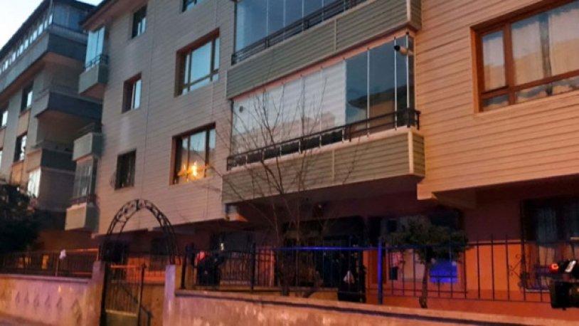 Çökme tehlikesi olan bina boşaltıldı!