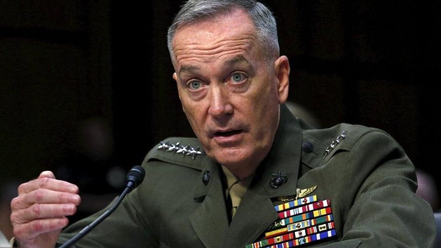 ABD Genelkurmay Başkanı Dunford'dan S-400 açıklaması!