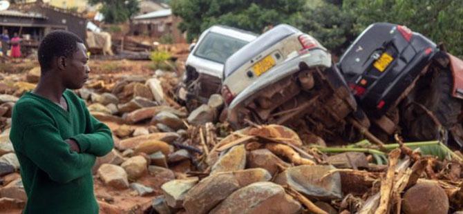 Afrika'nın güneydoğusunu tropikal kasırga vurdu: Can kaybı 1000'i aşabilir