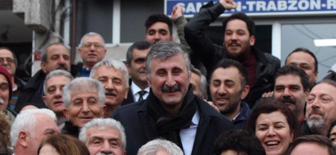 'MHP delegesiyim ama oyum Alper Taş'a'