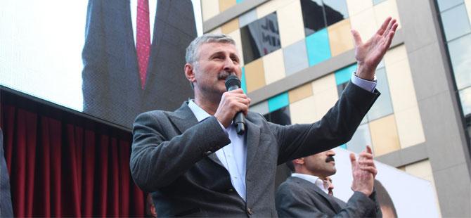 Alper Taş: Beyoğlu'nu halka rağmen değil, halkla birlikte yöneteceğiz!