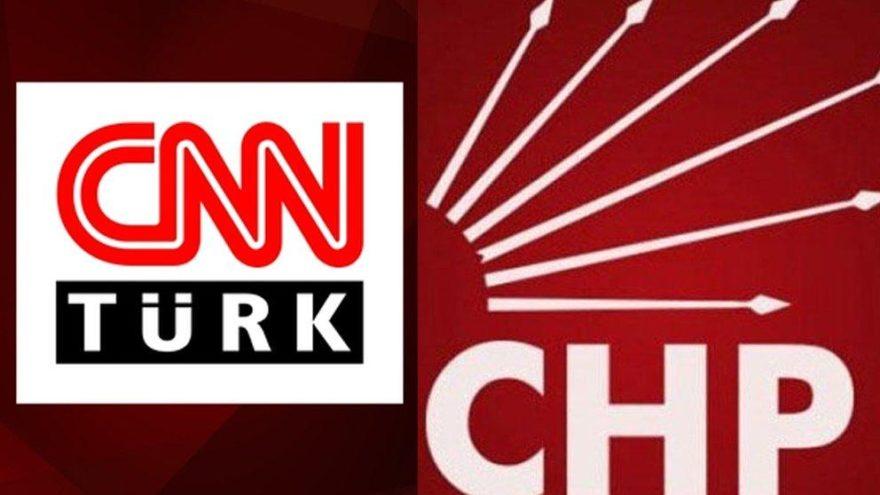 CHP'den CNN Türk'e boykot!