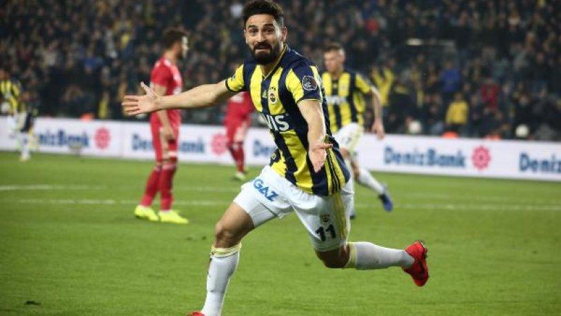 Fenerbahçe, Sivasspor karşısında 86'da geri döndü