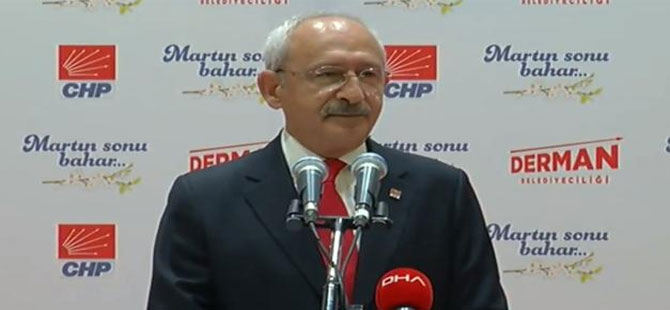 Kılıçdaroğlu: AKP Yavaş'a teklif götürürken iyiydi, reddetti diye her türlü çirkeflik sergileniyor