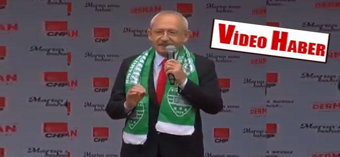Kılıçdaroğlu, Kesimoğlu aklına gelince; Kırklareli'ne ilçe dedi!