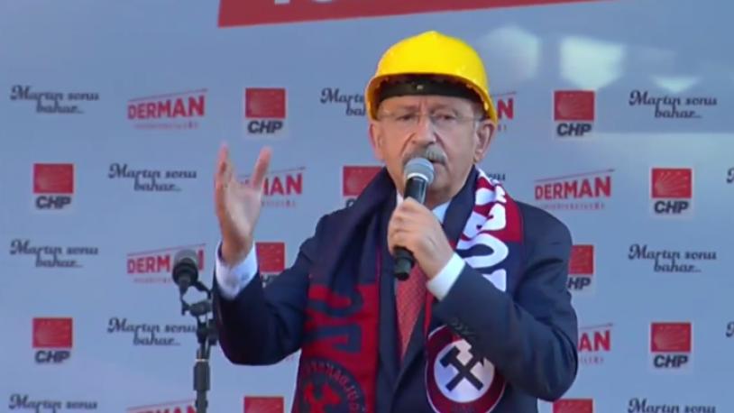 Kılıçdaroğlu rest çekti: Bulmazsam siyaseti bırakacağım!
