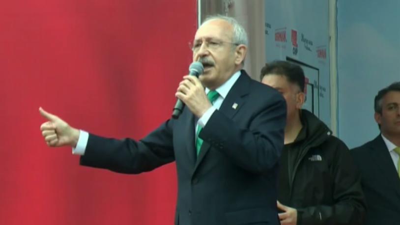 Kılıçdaroğlu'ndan Binali Yıldırım'a zor soru