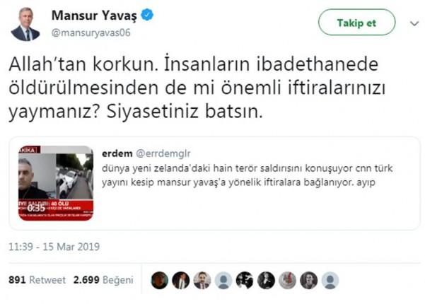 mansur-yavas-tepki