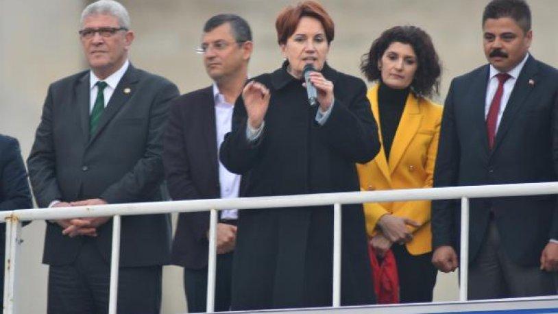 Merak Akşener: Beka dediler, orduyu düşürdüler