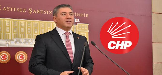 CHP'li Emir'den sağlık çalışanları için araştırma önergesi ve kanun tekifi!