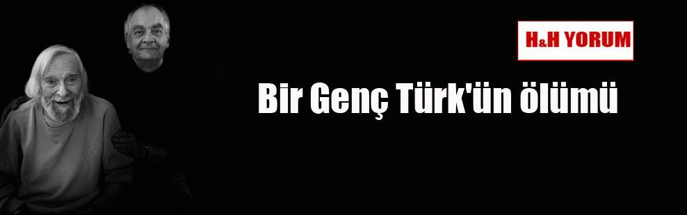 Bir Genç Türk'ün ölümü