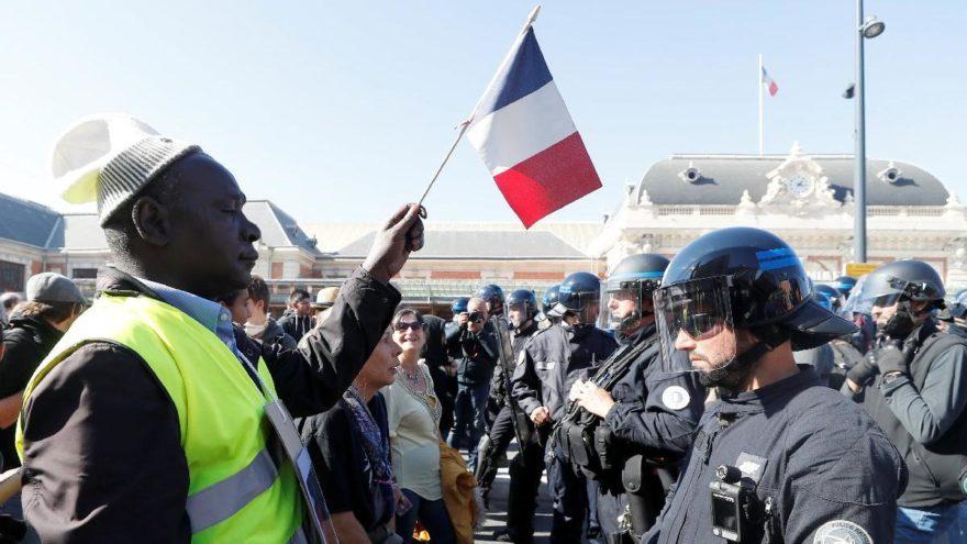 Bakandan 19. hafta bilançosu: 40 bin katılım, 233 gözaltı