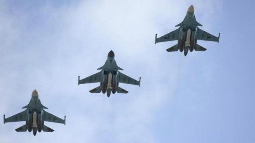 Rusya, Türkiye ile koordineli olarak Suriye'de saldırı düzenledi