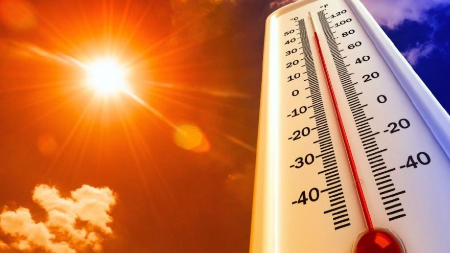 3 gün üst üste sıcaklık rekoru kırıldı!