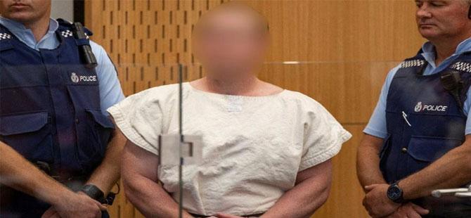 Cami katliamını yapan teröristin Avrupa seyahati belli oldu!