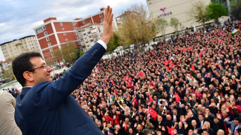 Ekrem İmamoğlu, bugün 17:00'de Avcılar'da vatandaşlarla bir araya gelecek