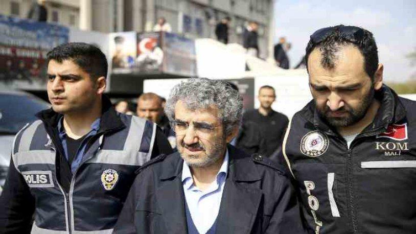 FETÖ'den gözaltına alınan eski ÖSYM Başkanı Demir'i AKP'li vekiller ziyaret etmek istemiş