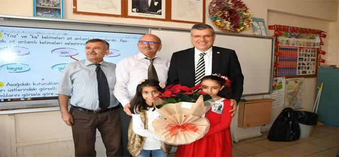 CHP'li Barut: 23 Nisan'ı büyük bir gurur ve coşkuyla kutluyoruz