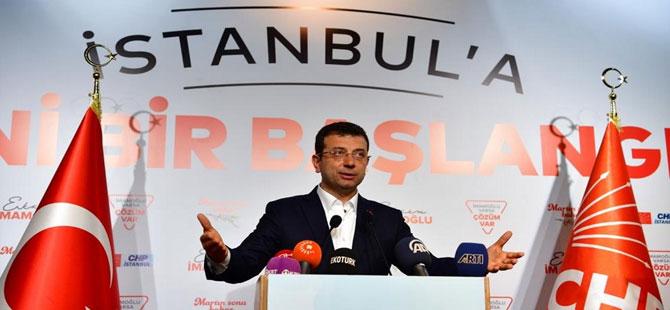 YandAŞ gazete: İmamoğlu, yarın mazbatayı alacak