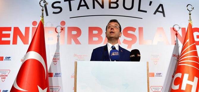 İmamoğlu'ndan Fenerbahçe-Galatasaray derbisi eleştirilerine yanıt: Gideceğim kardeşim, bu kadar net