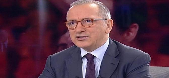 MHP'li vekilden Fatih Altaylı'ya tehdit: Seni en iyisi yaksınlar