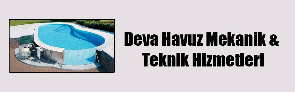 Deva Havuz Mekanik & Teknik Hizmetleri
