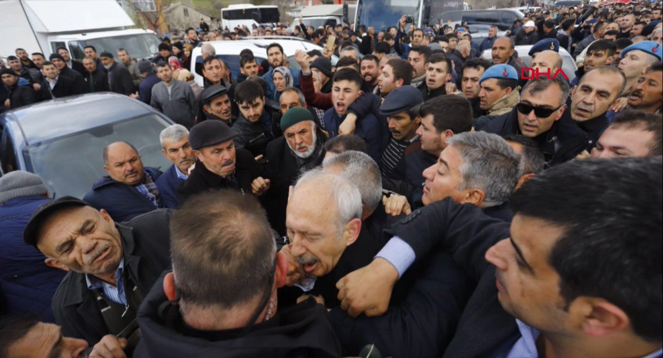 Kılıçdaroğlu'nu yumruklayan zanlının ilk ifadesi: Galeyana geldim