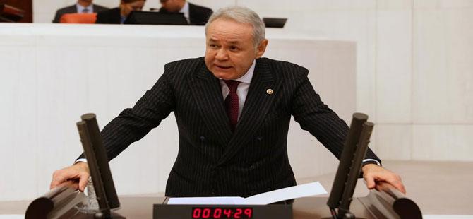 İYİ Parti'li Sezgin: Devletin 'Ağaç katliamı var' raporuna rağmen Değirmendere'de JES kuyusu çalışmaları devam ediyor!