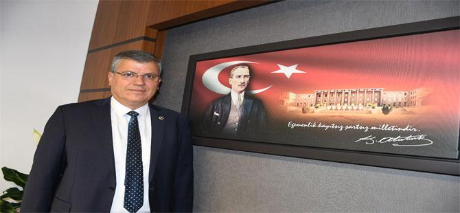 CHP'li Barut: Engel olmayın, atama yapın