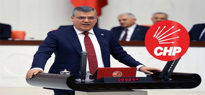CHP'li Barut: Adana neden görmezden geliniyor?