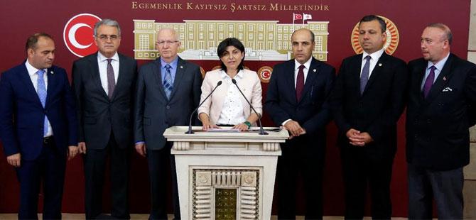 CHP'li milletvekillerinden 9 Mayıs Avrupa Günü mesajı!