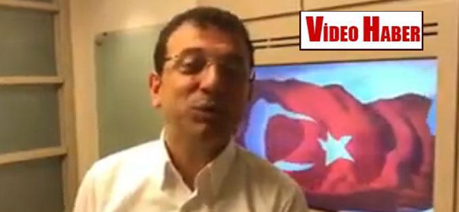 Ekrem İmamoğlu, tüm İstanbulluları davet etti