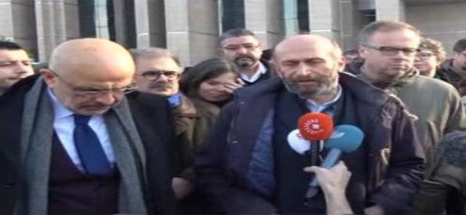 MİT TIR'ları davasında Enis Berberoğlu ve Erdem Gül için yeni karar