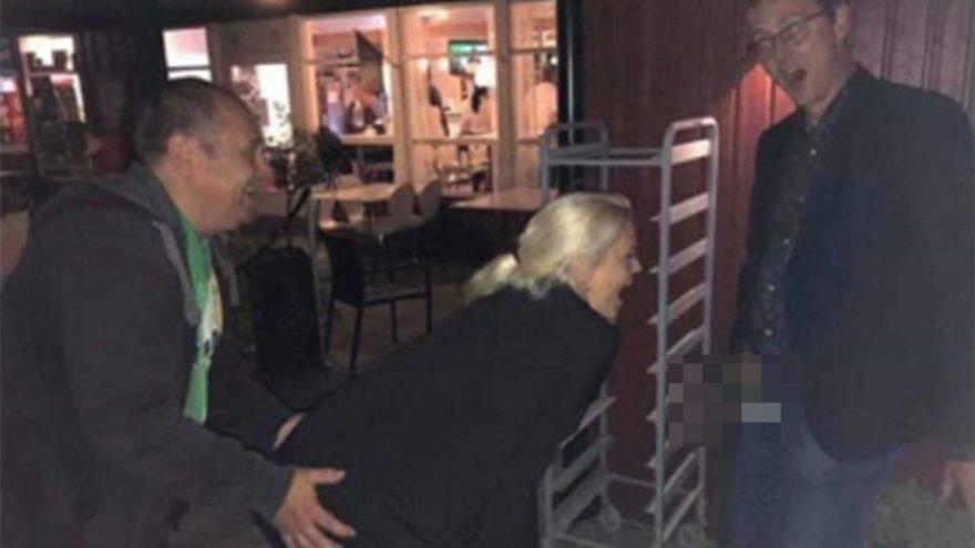İsveç'i karıştıran fotoğraf… Üç siyasetçi birden istifa etti!