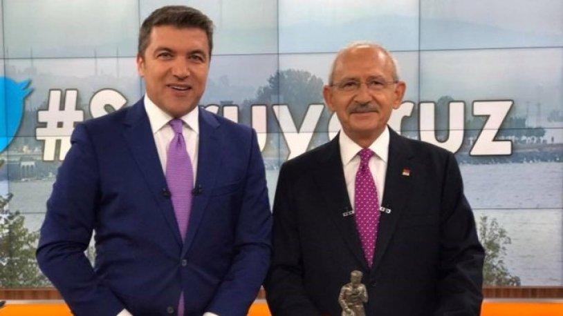 Kılıçdaroğlu, İsmail Küçükkaya'nın konuğu olacak