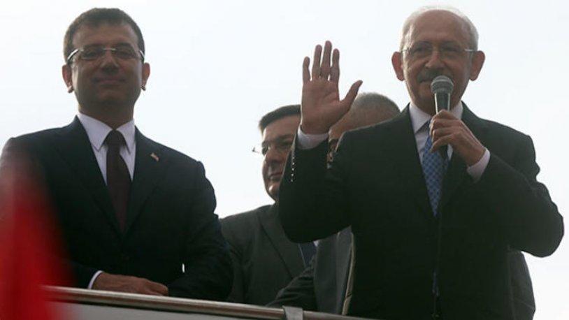 Kılıçdaroğlu'ndan Ekrem İmamoğlu'na davet