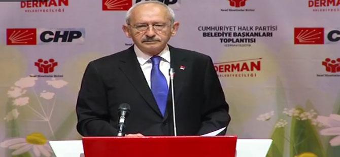 Kılıçdaroğlu: Son kale Ankara, sonsuza kadar bağımsızlığın, katılımcılığın, huzurun ve bereketin başkenti olacak