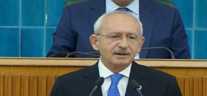 Kılıçdaroğlu: Baroların bölünmesi vatana ihanettir