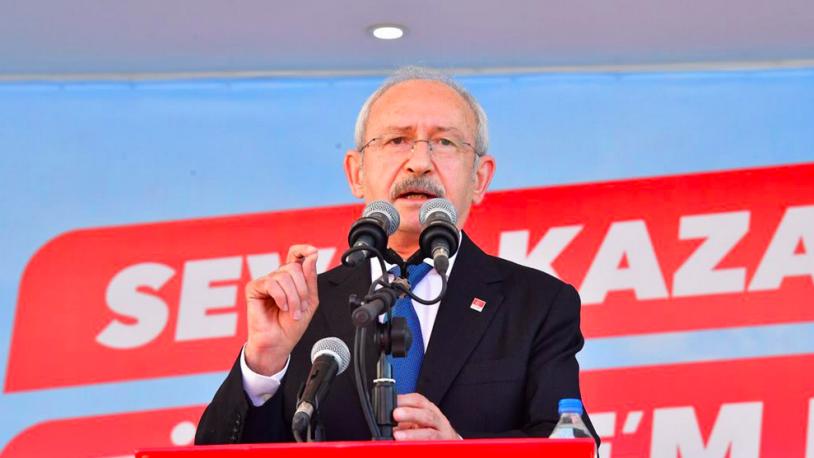 Kılıçdaroğlu: Saray düzeni ve halkın gerçekleri arasında uçurum var