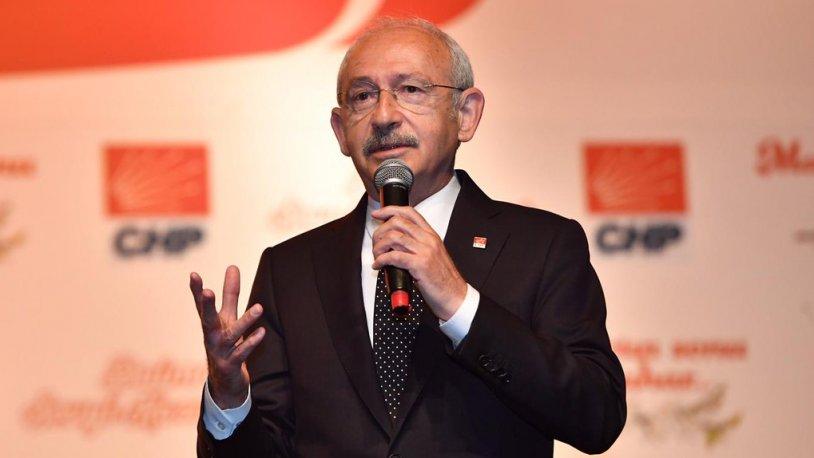 Kılıçdaroğlu: Ekrem İmamoğlu 16 milyon İstanbullunun adayıdır!