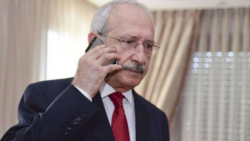 Kılıçdaroğlu'ndan şehit yakınlarına taziye telefonu