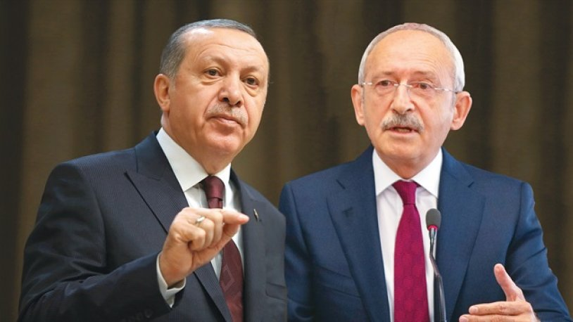 Erdoğan'dan Kılıçdaroğlu'na davet