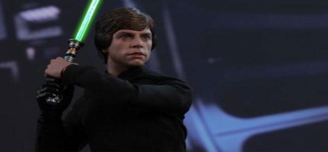 Luke Skywalker: #Herşeyçokgüzelolacak