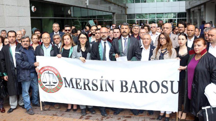Mersin Barosundan YSK'ya İstanbul tepkisi
