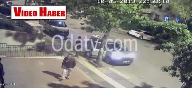 Yavuz Selim Demirağ'a saldırının görüntüleri ortaya çıktı!