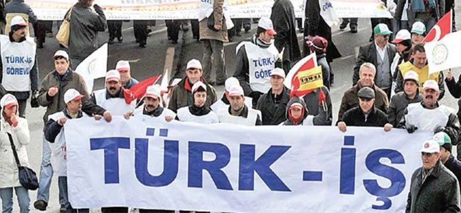 Türk-İş 1 Mayıs kutlamalarına sosyal medya üzerinden başlayacak
