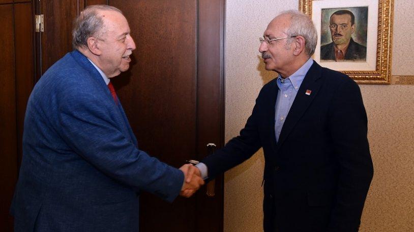 Yaşar Okuyan'dan Kılıçdaroğlu'na ziyaret