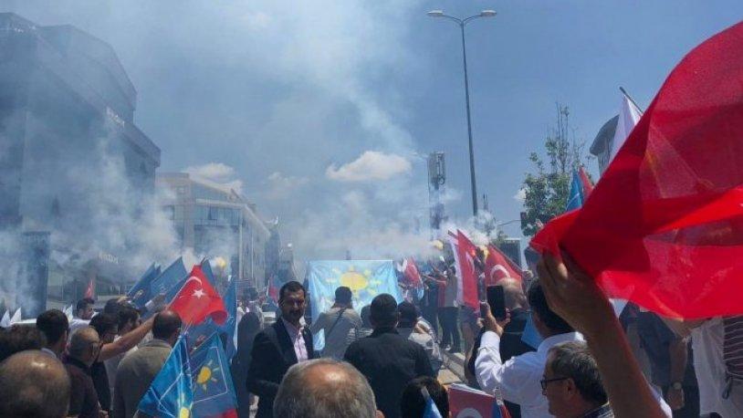 Meral Akşener, Ankara'da coşkuyla karşılandı