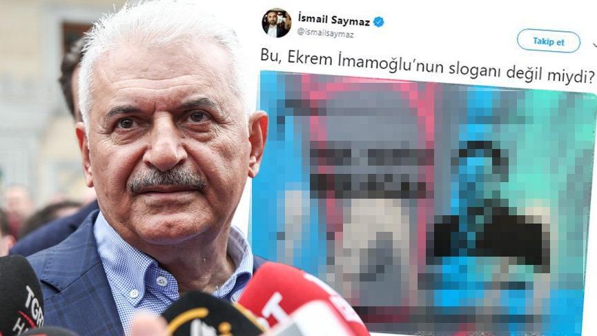 AKP yine Ekrem İmamoğlu'nun sloganını 'çaldı'